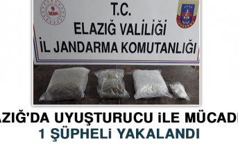 Uyuşturucu İle Mücadelede 1 Şüpheli Yakalandı