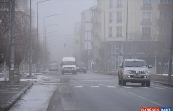 Doğu Anadolu'daki 3 ilde karla karışık yağmur bekleniyor
