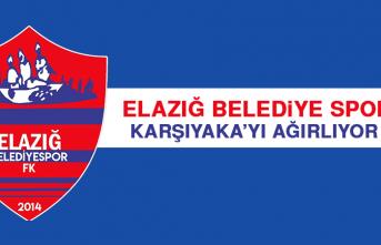 Elazığ Belediye Spor, Karşıyaka'yı Ağırlıyor