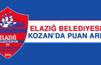 Elazığ Belediyespor, Kozan'da Puan Arıyor