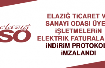 ETSO Üyesi İşletmelerin Elektrik Faturalarına İndirim Protokolü İmzalandı