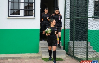 Iğdır'daki futbol maçlarına