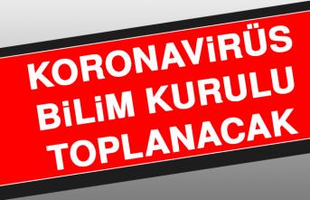 Koronavirüs Bilim Kurulu Toplanacak