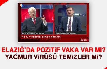 Prof. Dr. Akbulut, Elazığ'da Merak Edilen Soruları Cevaplandırdı