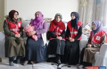 Türk Kızılay, Ağrı'da
