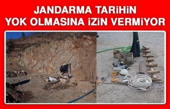 Elazığ'da Kaçak Kazı Yapan Şahıs Suçüstü Yakalandı