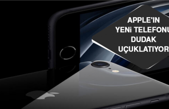 İPHONE Se:  APPLE'IN Yeni Minik Bombası