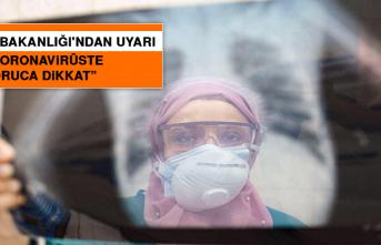 Sağlık Bakanlığı'ndan Uyarı: Koronavirüste Oruca Dikkat