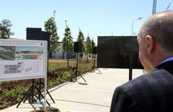 Cumhurbaşkanı Erdoğan, Projeyi Helikopter İle Bizzat Denetledi