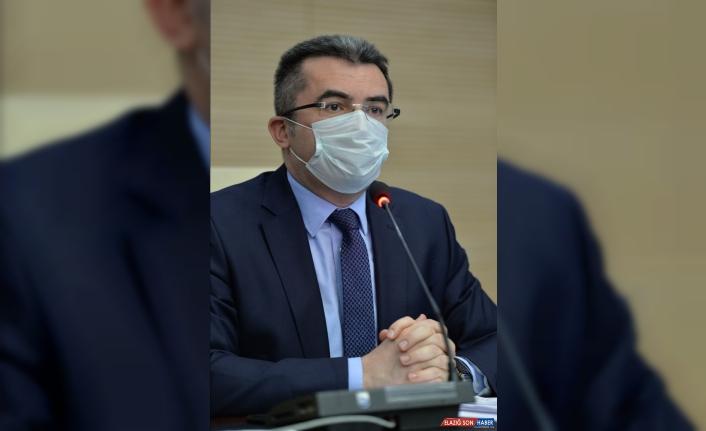Erzurum Valisi Okay Memiş'ten Kovid-19'la mücadelede başarı vurgusu: