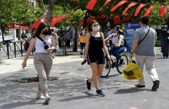 Maskesiz Sokağa Çıkmanın Yasak Olduğu İl Sayımız 29'a Yükseldi