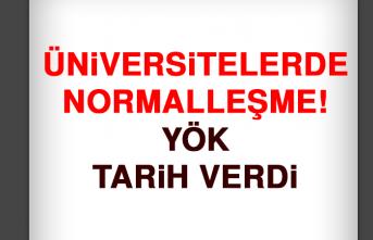YÖK'ten Akademik Takvim Açıklaması