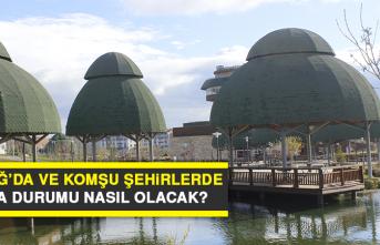 23 Haziran'da Elazığ'da Hava Durumu Nasıl Olacak?
