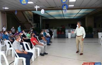 Bağcılar Belediyesinden salgın sürecinde vatandaşlara istihdam desteği