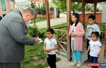 Erzurum'da çocuklara özel