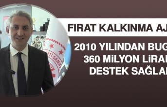 Fka,2010 Yılından Bugüne 360 Milyon Liralık Destek Sağladı