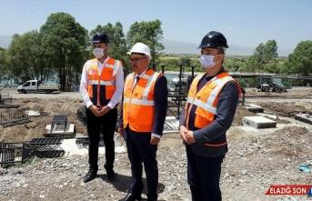 Muş tarihi Murat Köprüsü çevresindeki yatırımlarla turizm ve istihdam atağında