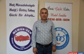 PKK'lı teröristlerin yol yapan işçilere saldırısına Doğu ve Güneydoğu'dan tepki