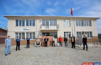 TürkAkım'dan koruyucu sağlık ve temizlik malzemesi yardımı