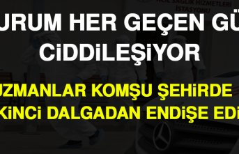 Uzmanlar Diyarbakır'da İkinci Dalgadan Endişe Ediyor