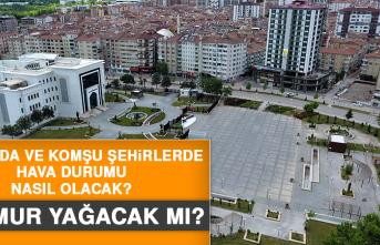 8 Temmuz'da Elazığ'da Hava Durumu Nasıl Olacak?
