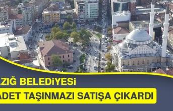 Elazığ Belediyesi 35 Adet Taşınması Satışa Çıkardı