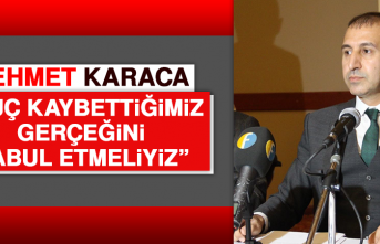 Mehmet Karaca, Monilya Hastalığıyla İlgili Açıklama Yaptı