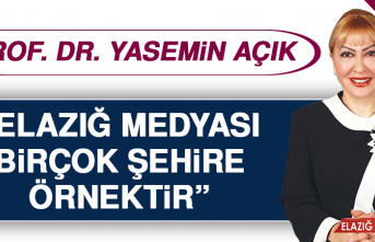 Prof. Dr. Yasemin Açık, Gazeteciler ve Basın Bayramını Kutladı