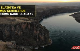 13 Ağustos'ta Elazığ'da Hava Durumu Nasıl Olacak?