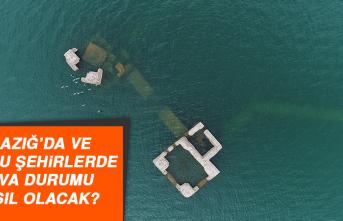 4 Ağustos'ta Elazığ'da Hava Durumu Nasıl Olacak?