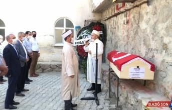 Vefat eden AFAD Ardahan İl Müdürü Ors toprağa verildi