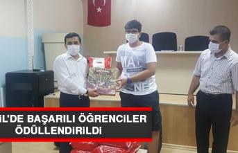 Baskil'de Başarılı Öğrenciler Ödüllendirildi
