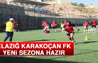 Elazığ Karakoçan FK, Yeni Sezona Hazır