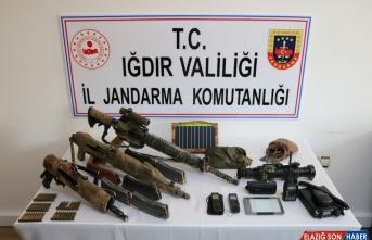 Iğdır'da etkisiz hale getirilen teröristin bölgedeki terör olaylarında aktif rol aldığı belirlendi