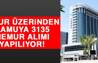 İŞKUR Üzerinden Kamuya 3135 Memur Alımı Yapılıyor!