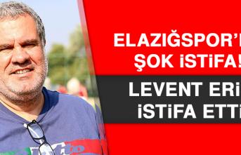 Maçın Ardından Elazığspor'da İstifa Açıklaması Geldi