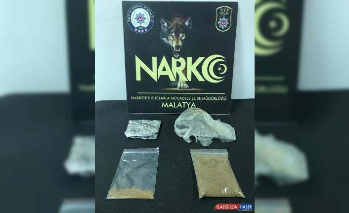 Malatya merkezli 4 ildeki uyuşturucu operasyonunda 12 tutuklama