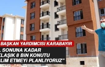 TOKİ Başkan Yardımcısı Karabayır, Açıklama Yaptı