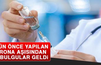 Türkiye'de 5 gün Önce Yapılan Korona Aşısından İlk Bulgular Geldi: Ciddi Yan Etki Yok