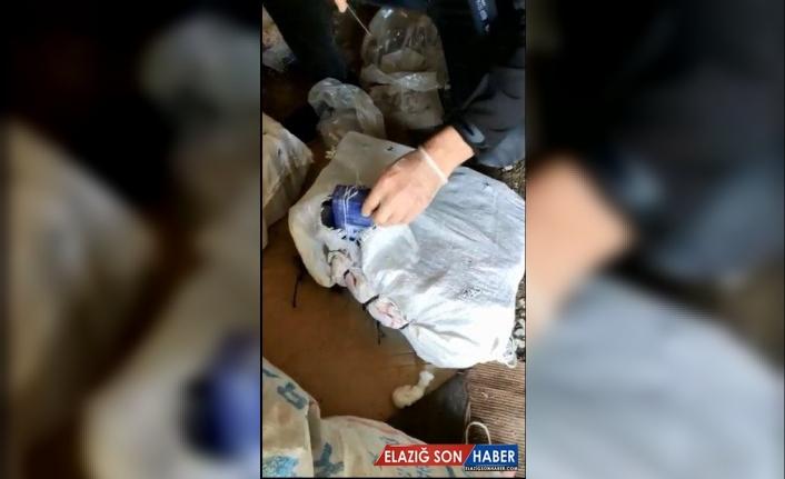 Van'da 35 kilo 833 gram eroin ele geçirildi