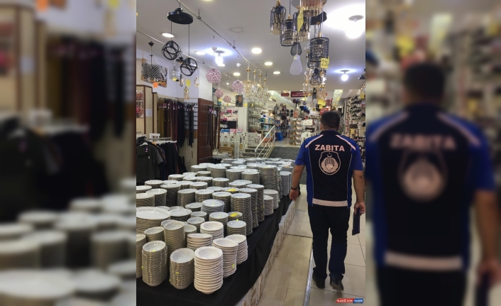Erzincan'da Kovid-19 tedbirlerine uymayan 415 kişiye para cezası uygulandı