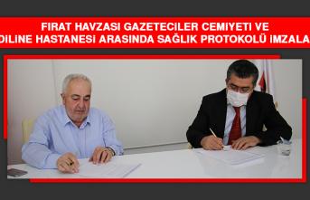 FHGC ve Mediline Hastanesi Arasında Sağlık Protokolü İmzalandı