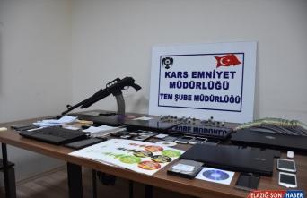 GÜNCELLEME 3 - Kars merkezli operasyonda, HDP'li belediye yöneticilerinin de arasında olduğu 21 şüpheli gözaltına alındı