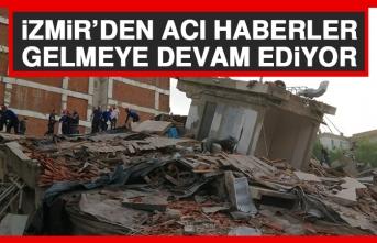 İzmir'den Acı Haberler Geliyor