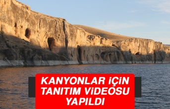 Kanyonlar İçin Tanıtım Videosu Yapıldı
