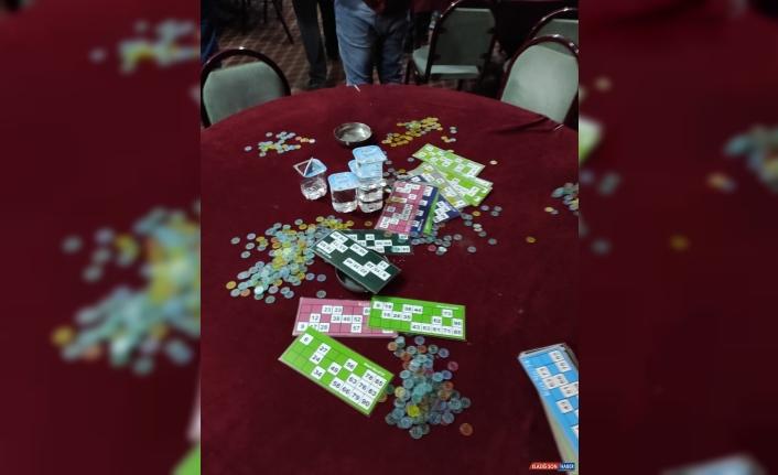 Malatya'da kumar oynayan 37 kişiye 45 bin 325 lira ceza kesildi