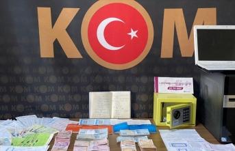 Malatya'da tefecilik operasyonunda 6 şüpheli yakalandı