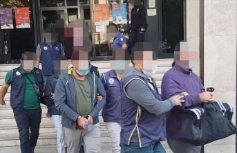 Malatya'da terör örgütü PKK/KCK'ya yönelik operasyonda 11 tutuklama