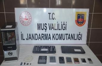Muş ve Tekirdağ'da terör operasyonu