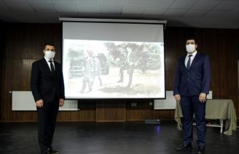 Olur Kaymakamı Eker'den, memleket hasreti çeken Erzurumlular için animasyon filmi